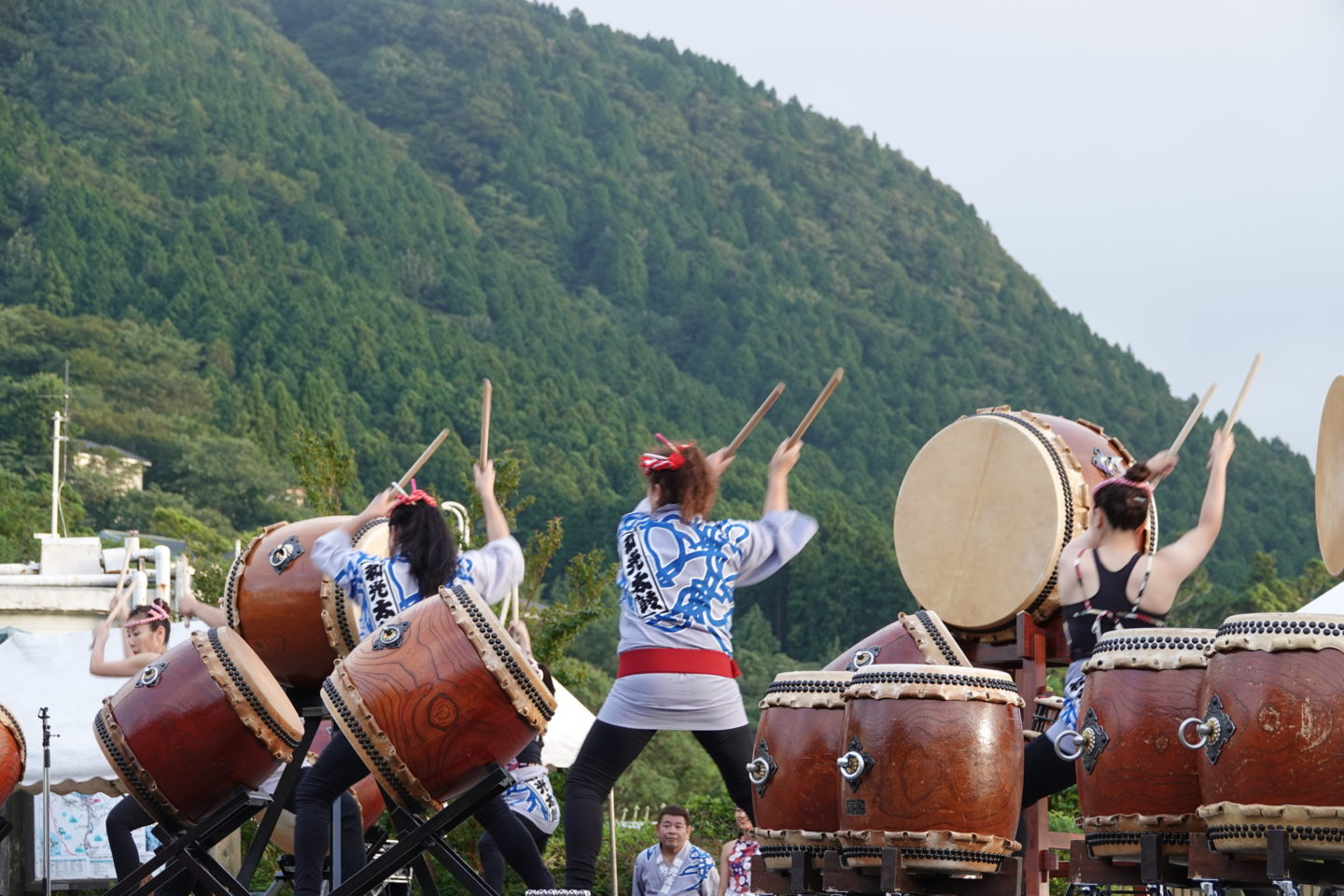 Festival Pesta Taiko Lake