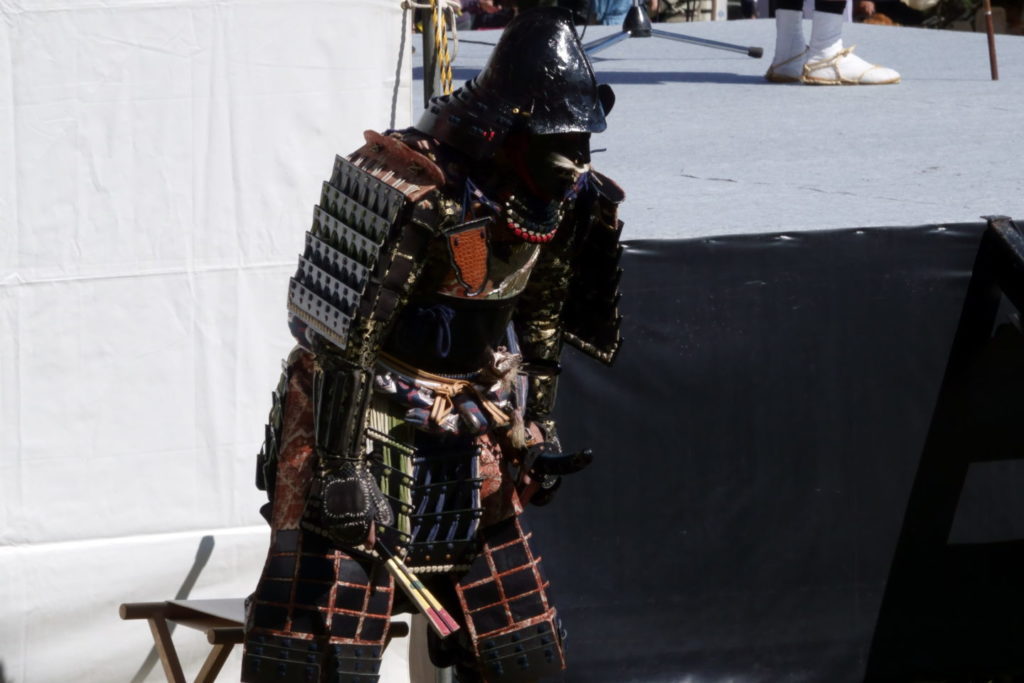 Overnight Castle Festival Oklop Warrior